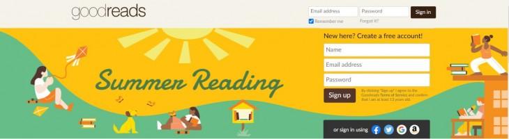 Goodreads: لتنظيم قراءاتك6063751294450204
