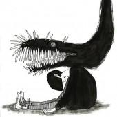 الوحش الذي يعيش فوق رأسي