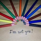 لستُ أنتَ