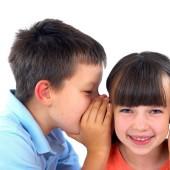 نقل الأطفال للكلام