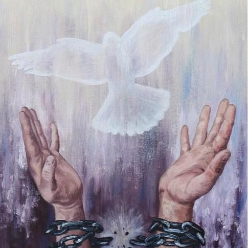 التسامح والغفران، تحرر من القيود وانعم بالسلام.