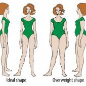 كنت نحيفة .. وأصبحت سمينة فجأة!