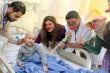 التطوع في الحسين للسرطان .. إنسانّية مُطلقة