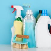 هل تعرف مكونات منظفاتك المنزلية؟