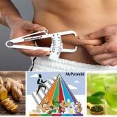 كيف اقلل الدهون في جسمي بشكل صحي؟