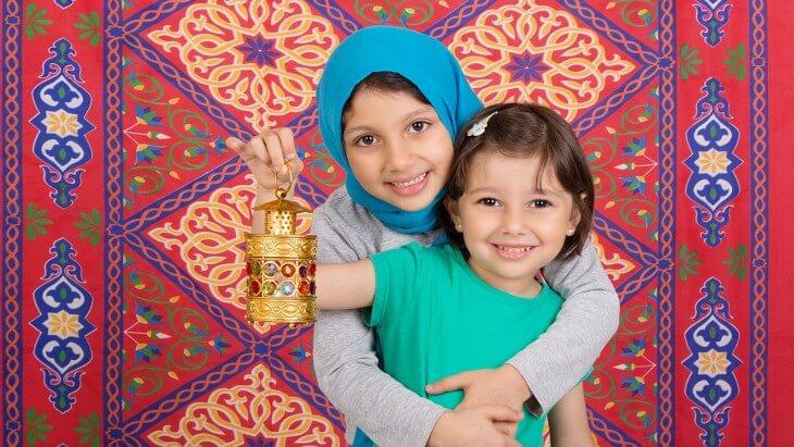 أنشطة تعليمية مجانية للاستمتاع مع الطفل بشهر رمضان89995214652214000