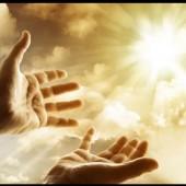 السقوط في يدي الله