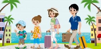 7 فوائد للسفر مع العائلة في العطلة الصيفية