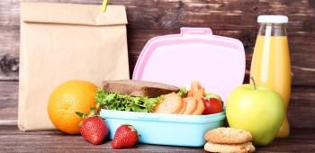 3 أفكار لوجبات غداء صحية في المدرسة