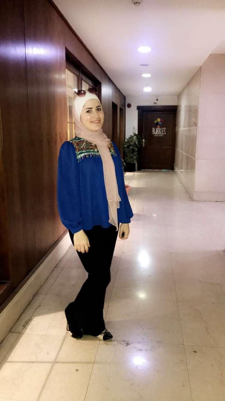 Haneen Abughazleh