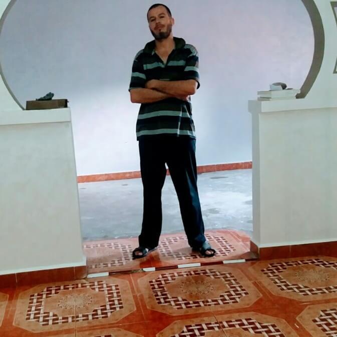 محمد العرش