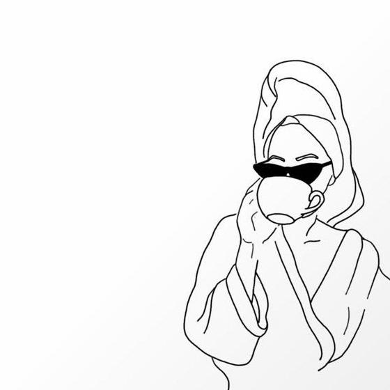 قهوة الصباح مع دلال