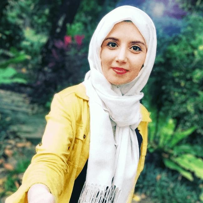 Amina Jandali